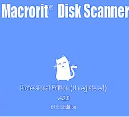 磁盘扫描器 Macrorit Disk Scanner  官方版