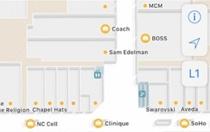 iPhone室内地图怎么用