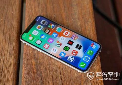 iphone x电池百分比怎么设置?