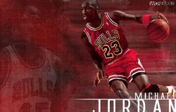篮球之神迈克尔乔丹唯美壁纸