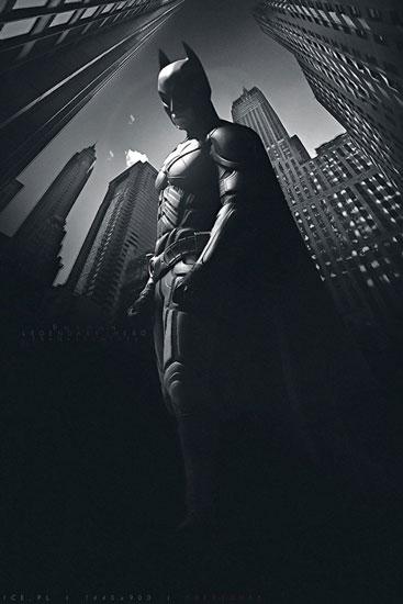 蝙蝠侠阿甘之城高清手机壁纸