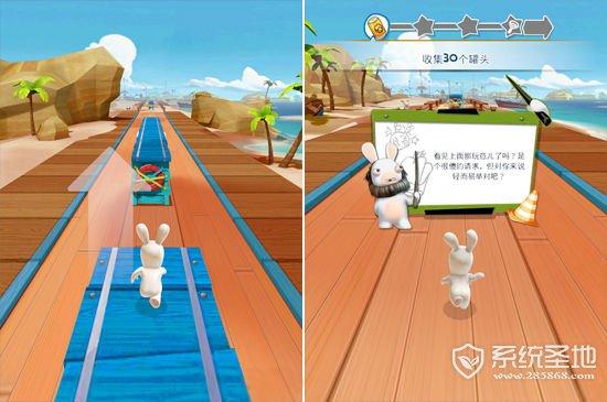 疯狂兔子评测:一只蠢萌的兔子和幻想