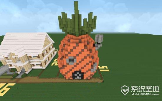 我的世界菠萝屋
