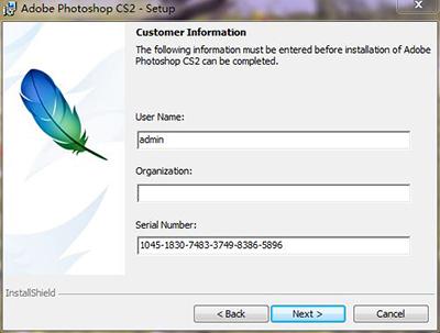 photoshop cs2注册机怎么使用?ps cs2注册机使用方法介绍