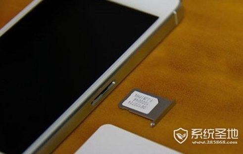 苹果5用什么卡