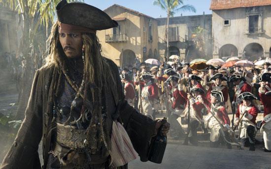 加勒比海盗5壁纸高清下载