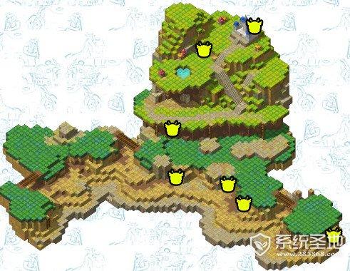 冒险岛2西部山丘黄金宝箱在哪
