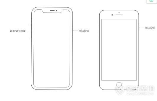 iPhonex怎么重启?