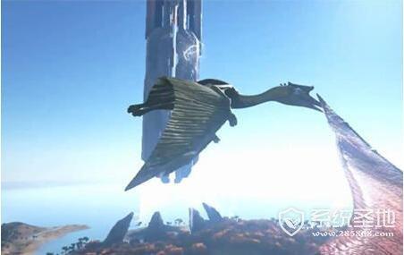 方舟生存进化风神翼龙怎么抓?