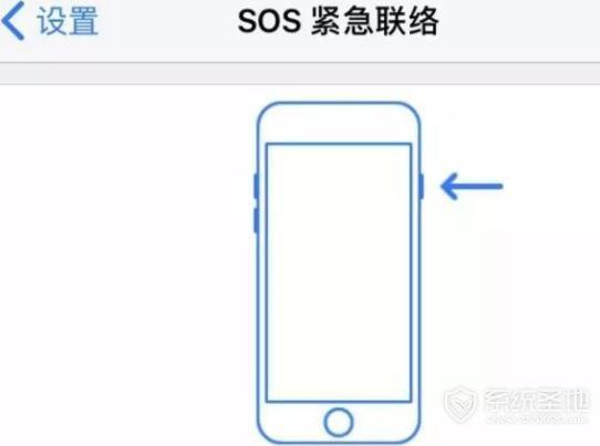 iphone紧急呼叫怎么用?