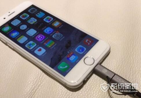 苹果数据线不能充电怎么办?