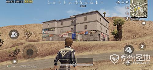 刺激战场沙漠地图火车站怎么打3
