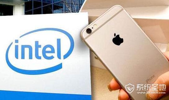 传苹果将超10亿美元收购英特尔调制解调器芯片业务